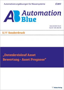 K3V detect: Sonderdruck in AutomationBlue
